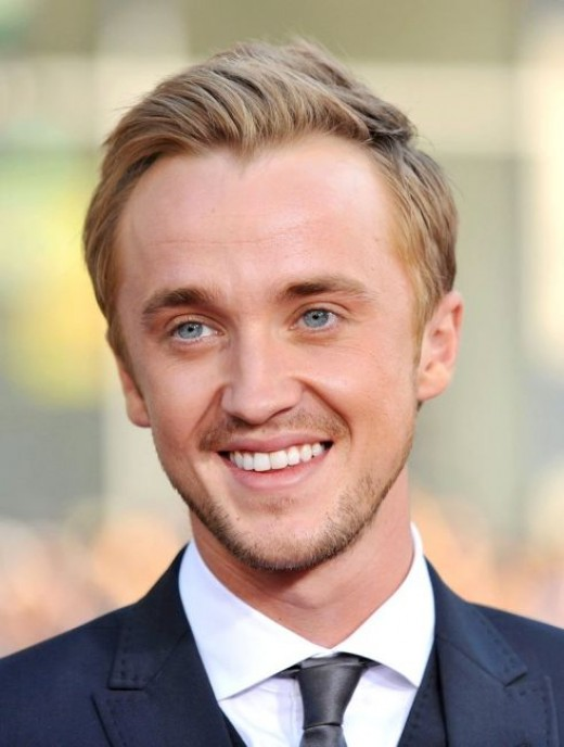 Image - Tom Felton - a former star of the Harry Potter movies, now seeking out new performances in movies which may bring him back to the fame lime light
