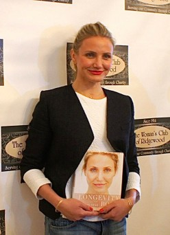 Cameron Diaz Discusses Longevity