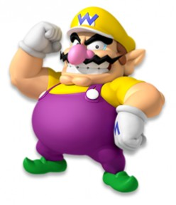 Video Game Characters on Life Support: Wario