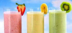 Improve your health: top 3 smoothie recipes this summer!