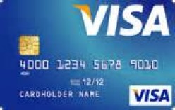 Are you alright with using your visa bank card's embedded chip instead of swiping it?