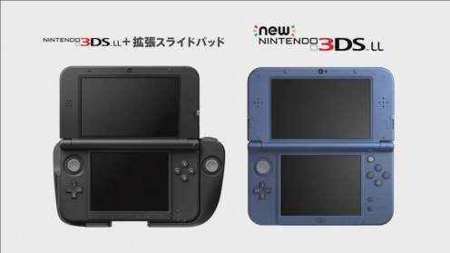 The STRANGE Circle-Pad Pro 3DSXL attachment that became the NEW 3DS XL