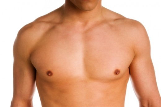 Developing the shoulders, upper chest and arms is essential for guys who suffer from the skinny-fat phenomenon looking to sculpt an excellent physique.