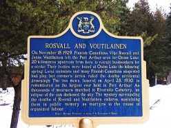 Rosvall And Voutilainen Are Dead: The Death Of 2 Canadian Union Men - Part 2