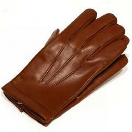 Classic Italian leather dress gloves!