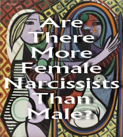 Are There More Female Narcissists Than Male?