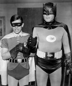 Fun with Super Hero Capes