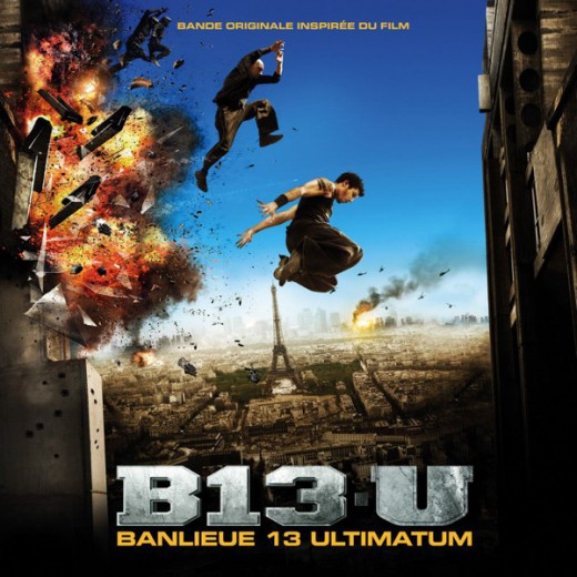 B13 Ultimatum is a recent action movie that got popular due to its use of parkour in action scenes