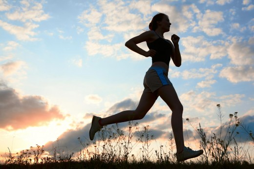 Jogging is one of the most common forms of exercise employed worldwide