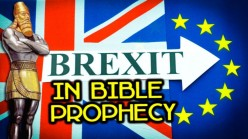 Brexit in Bible Prophecy - Future of Europe Foretold!