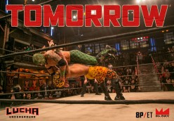 Lucha Underground Preview: The Go Home Show