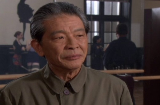 "as Lee Moy in the episode ""The Red's Shoes"" (season 8)"