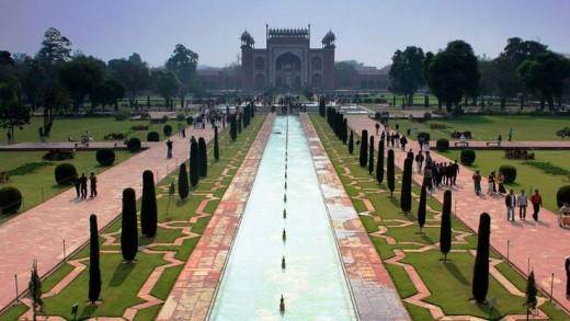 Shalimar Bagh (Garden) Lahore