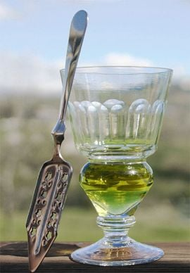 Absinthe, or the Green Fairy, has been the subject of much speculation.