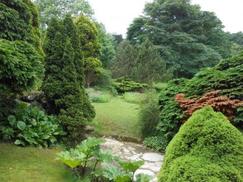 Stunning gardens, so well kept