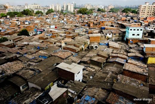 Dharavi, Mumbai.