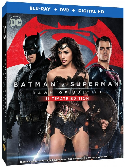 Blu-Ray Cover Art.