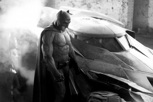 Ben Affleck's performance as Batman saved the Theatrical Version.