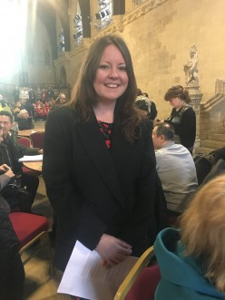 Natalie McGarry, MP