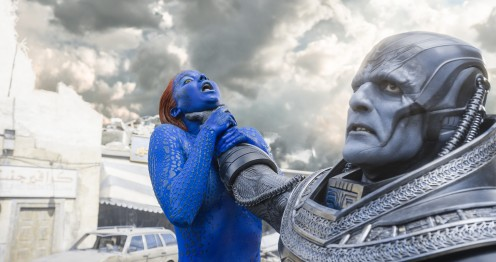 """Go to science fiction actor Oscar Isaac really made an effective Apocalypse. Between """"Ex Machina"""", and the the new """"Star Wars"""" films, he is on an impressive role. Only issue is that there wasn't enough exposition about his past."""