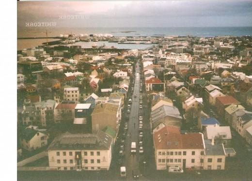Rekjavik their capital.