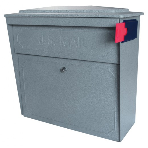 The Ultimate Townhouse Mailbox by Mail Boss