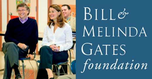 Similarly, Bill and Melinda Gates are a good example of riches goes to good use as the Bill and Melinda foundation do a lot of good for the world.