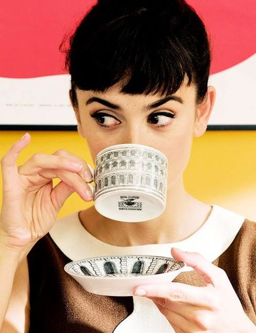 Celebrities Love Tea