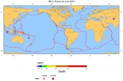 Earthquake Review-Forecast (3rd Quarter of 2016)