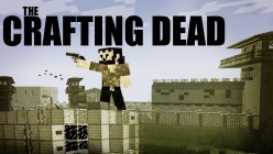 How to Survive Against Players and Zombies in F3RULLO14's Crafting Dead. (Minecraft)