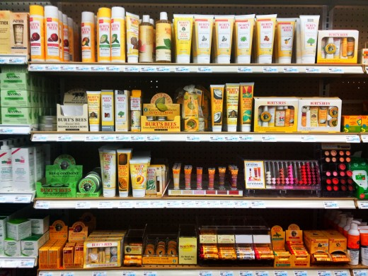 Burts Bees Products, 2012