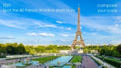 Spot 80 French Words Used in English Story