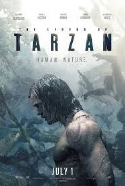 Return to Africa with The Legend of Tarzan