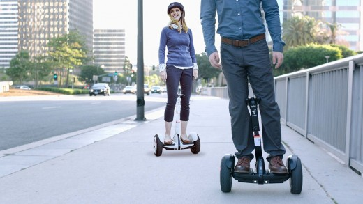 Segway Mini Pro – Smart Self Balancing Personal Transporter with Mobile App Control