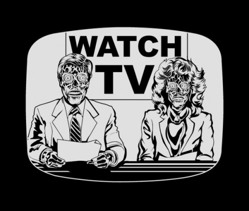 Fighting Television Addiction: Get Out And Do Something