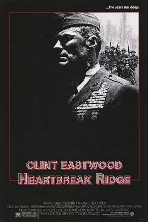 Theatrical Poster for Heartbreak Ridge