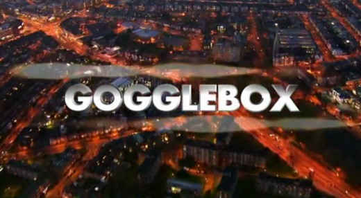 The Gogglebox logo.