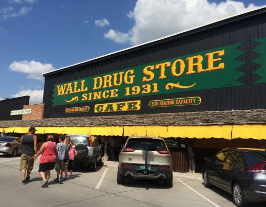 Wall Drug; Wall, South Dakota