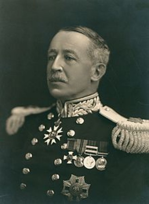 Lieutenant Colonel Sir Henry Galway