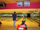 Bowling at Pinz