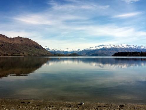 Lake Wanaka, South Island NZ