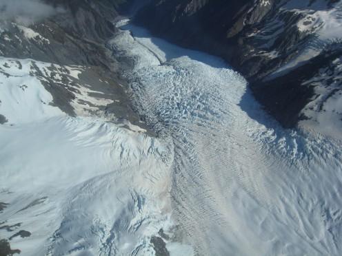 Franz Josef Glacier, South Island NZ