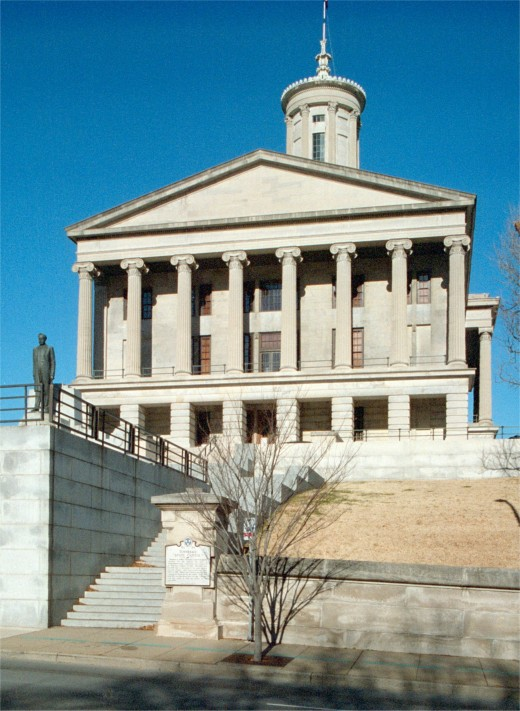 State of Tennessee Capitol Building