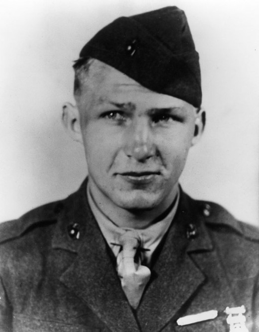 PFC Harold Agerholm was posthumously awarded the Congressional Medal of Honor for his heroic actions on this date during the Battle for Siapan.
