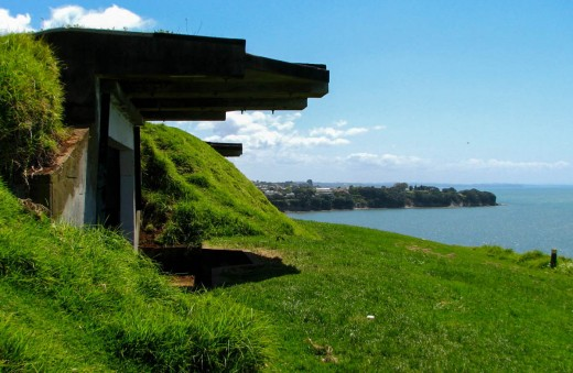 North Head Tunnels, Devonport, Auckland