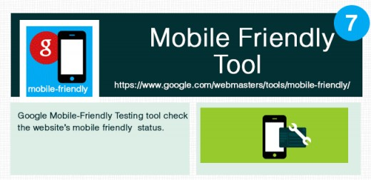 Useful for checking mobile friendly design of your website or blog.