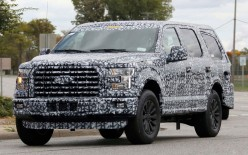 2018 Ford Expedition - first spy shots