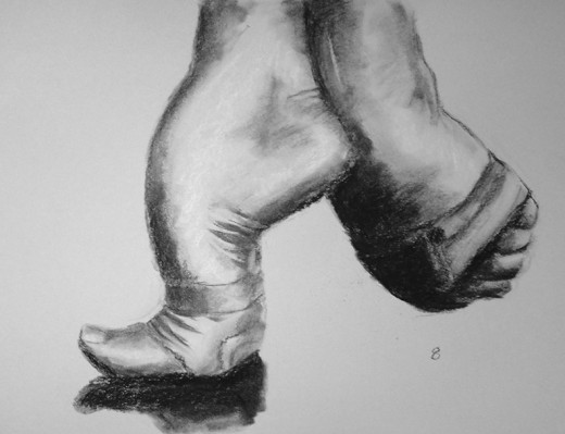 Foot Exercise #8