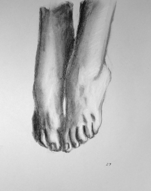 Foot Exercise #27