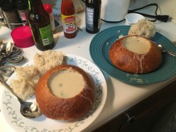 Recipes From Disney: Beer Cheese Soup